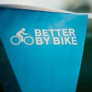 Better by bike bunting