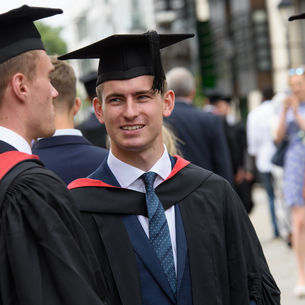 The flags inside Bristol Cathedral.