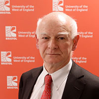 Sir Howard Davies at UWE Bristol