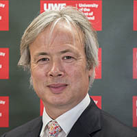 Nick Wheeler at UWE Bristol