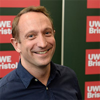Simon Belsham at UWE Bristol