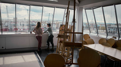 Art and Design facilities at the Arnolfini