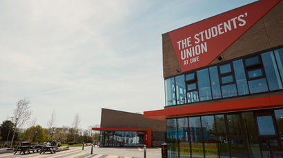 Student Union from the outside