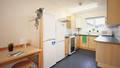 Kitchen in Carroll Court, Frenchay Campus