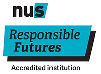 NUS Responsible Futures accreditation logo