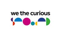 We the curious logo