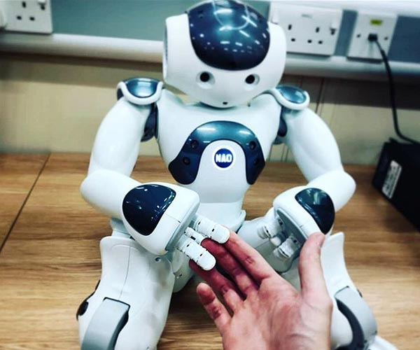 Teamwork will be fundamental for robots. How we will teach them how to do it is still to be defined, but it will strongly depend on collaborations amongst research labs around the world.