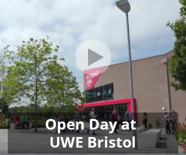 Virtual tour of new UWE Bristol Engineering building  - YouTube video